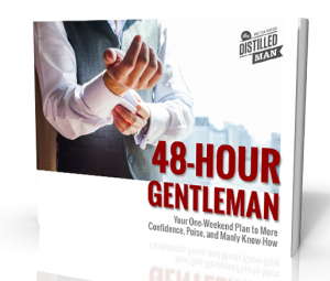 How to Be a Gentleman Free ebook from The Distilled Man