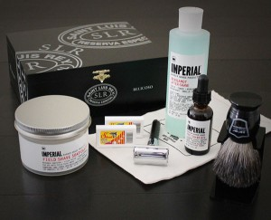 The Colonial shave kit