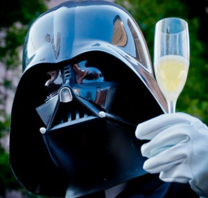 DarthVaderToasting