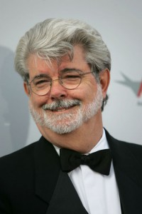 George Lucas' Beard