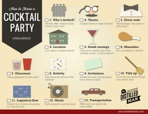 How to Plan a Perfect Cocktail Party