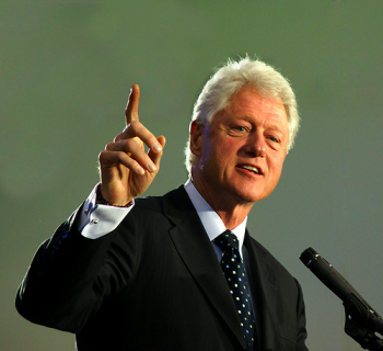 BillClinton public speaking