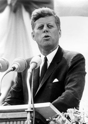 JFK public speaking