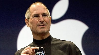 steve jobs public speaking