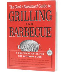 Grilling and Barbecue book Cooks Illustrated