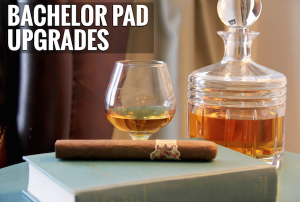 Bachelor Pad Upgrades checklist