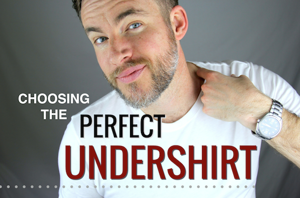 choosing perfect mens undershirt