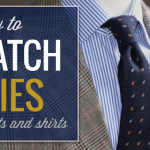 How to Match Ties to Suits and Shirts