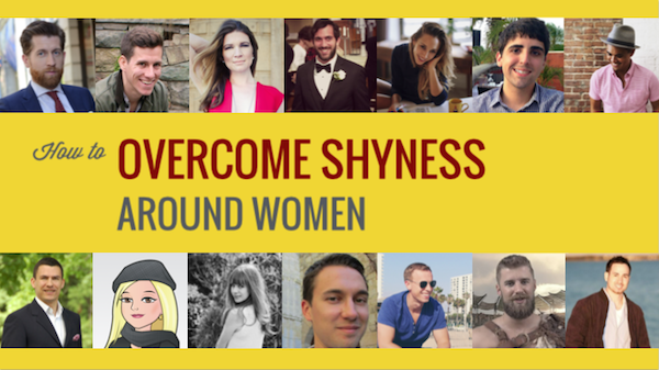 Shyness around women