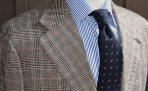 matching ties to pattern scale