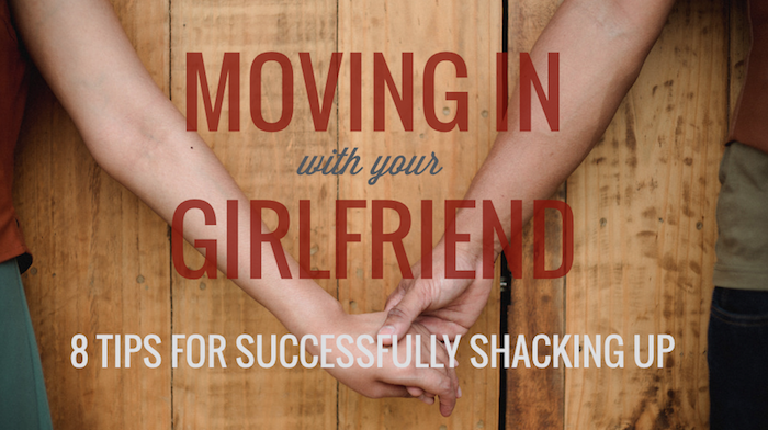 moving in with your girlfriend