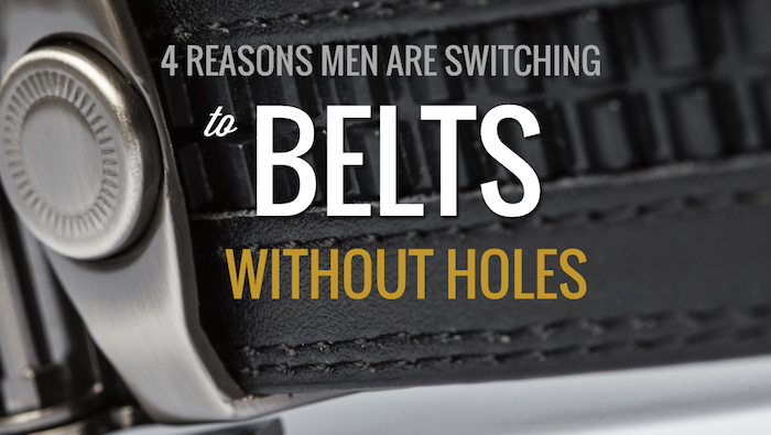 no holes belts
