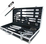 Barbecue tool case