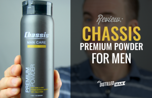 Review: Chassis Premium Powder for Men