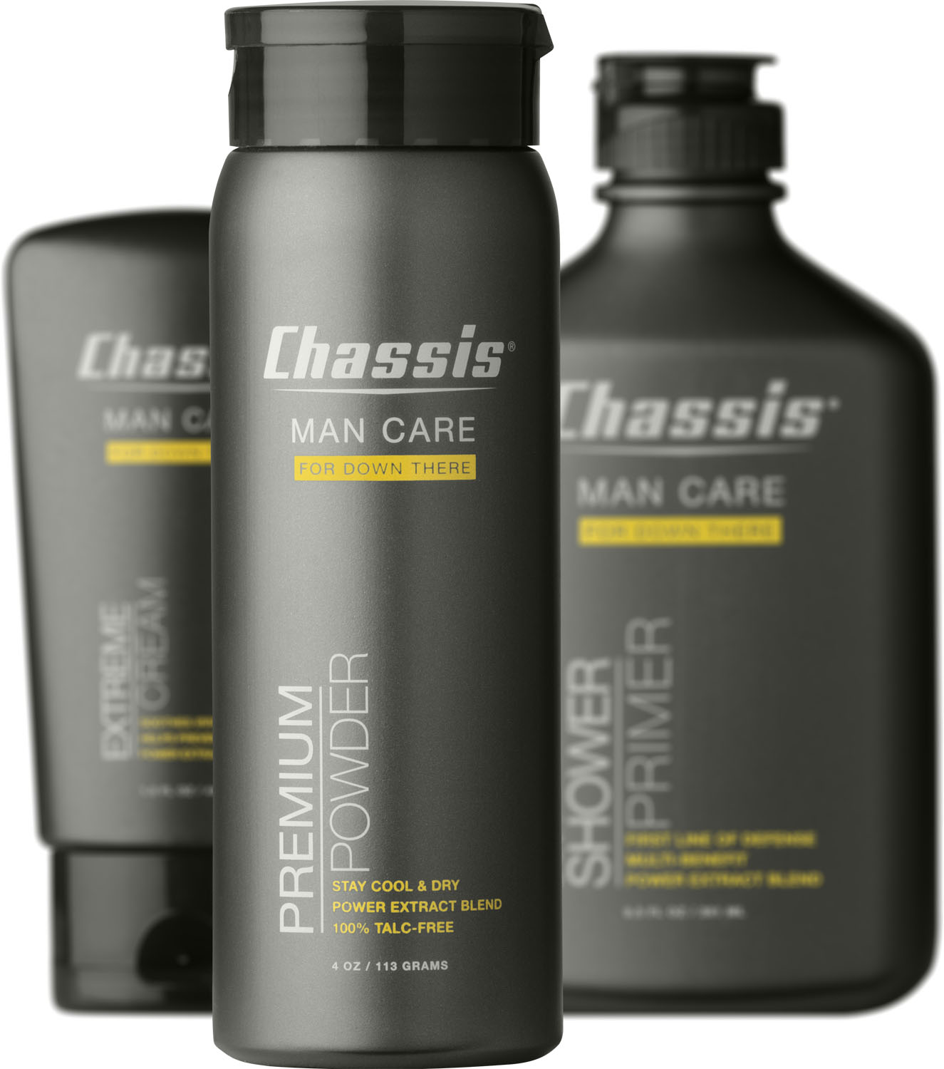 Chassis Premium Powder Review