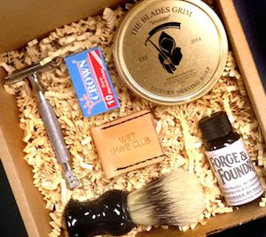 wet-shave-club-subscription-box-with-safety-razor-and-shaving-brush