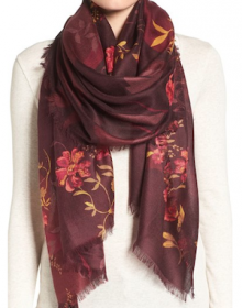 floral-cashmere-and-silk-scarf