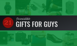 21 Irresistible Gifts for Guys