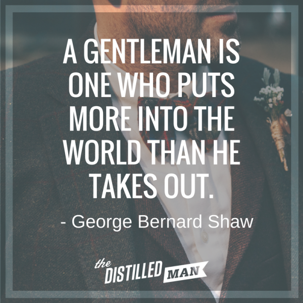 Motivational Captions Magnificent 101 Motivational Quotes On Being A Gentleman  The Distilled Man