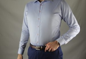 shirttail garters help keep your shirt tucked in neatly