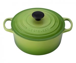 le creuset dutch oven for mother's day gift