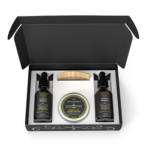 Lovely Beards Gift Set