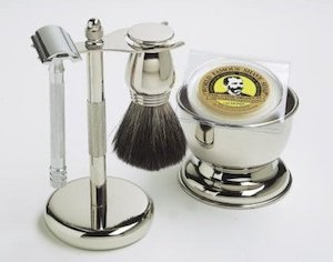 Merkur safety razor kit