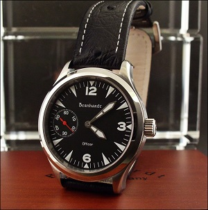 Bernhardt Officer's Watch