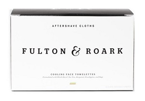 Fulton & Roark Grab & Go Aftershave Cloths