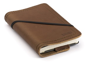 Leather Moleskine Cover