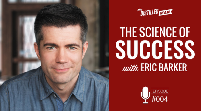 The Science of Success with Eric Barker podcast interview