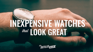 Simple Sophistication: Inexpensive Watches That Look Great