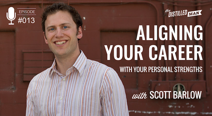 Scott Barlow Aligning Your Carer with Your Personal Strengths