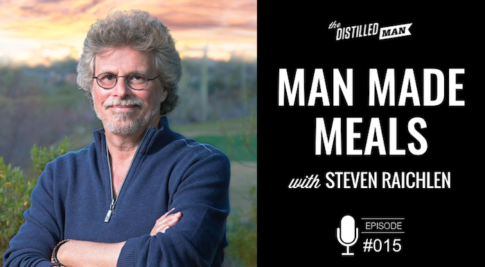 Steven Raichlen, Man Made Meals