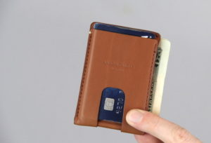 The Anson Calder Cash Wallet