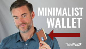 The Minimalist Card Wallet Gets a Makeover