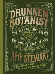 Drunken Botanist book by Amy Stewart