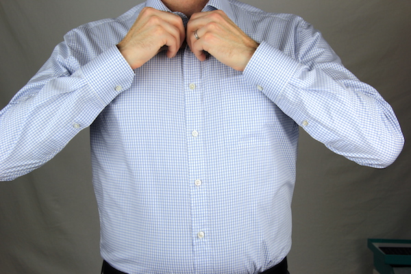 Mill No 8 Wabash Gingham Shirt
