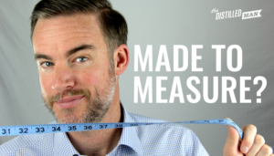 4 Reasons to Wear Made-to-Measure Clothes