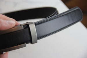Anson Belt hole-less belt review