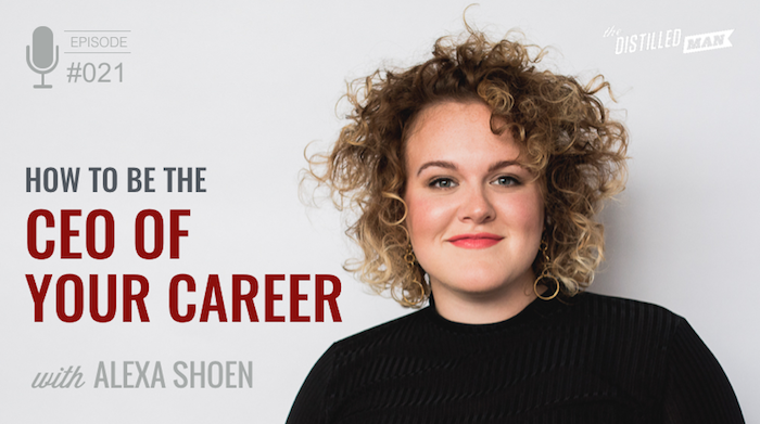 Alexa Shoen How to be the CEO of your Career