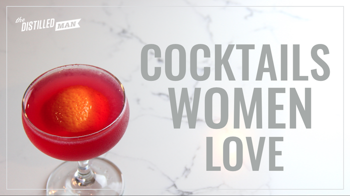 Cocktails women love