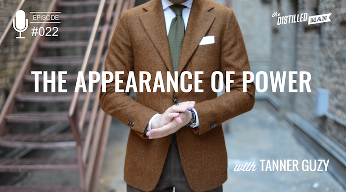 Tanner Guzy, The Appearance of Power Podcast Interview