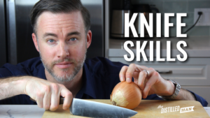 Chop Like a Chef, a Man's Guide to Knife Skills