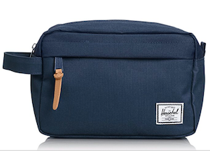 herschel travel toiletries kit