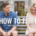 How to flirt without being creepy