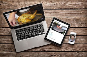 Video Grilling Course for Men