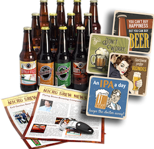 craft beer monthly subscription